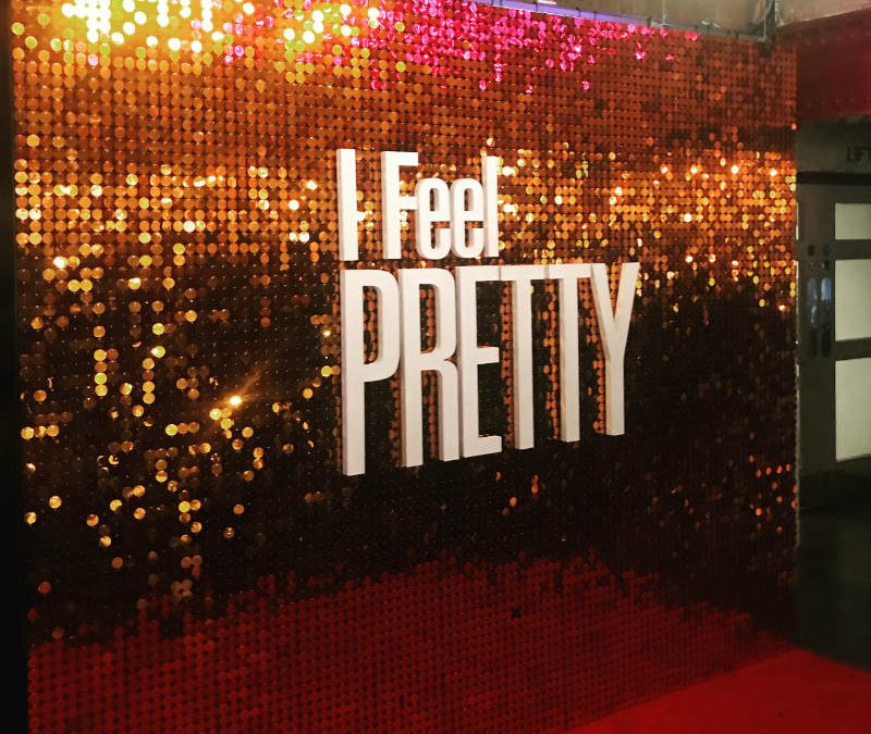 I Feel Pretty:  Movement and Shimmer
